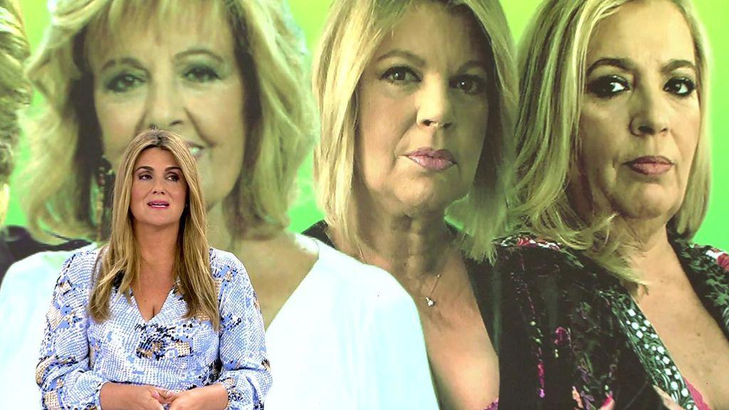 El mensaje directo de Carlota Corredera a Terelu Campos