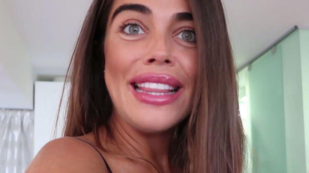 """Violeta enseña su casa y cuenta sus primeros problemas con Fabio: """"Todo ha cambiado"""""""