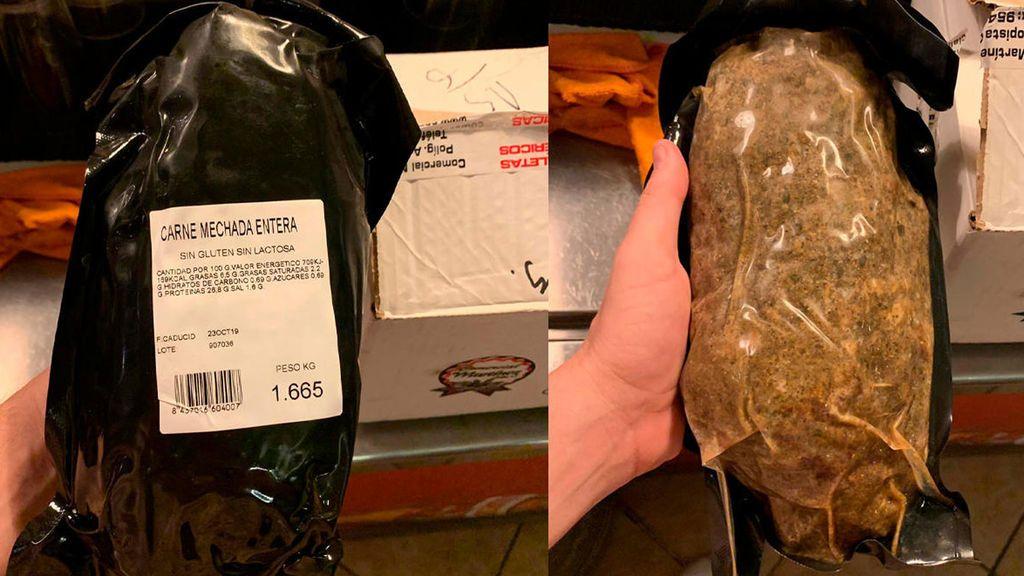 Brote listeriosis: Sanidad muestra la carne mechada fabricada por Magrudis que infectó a 195 personas