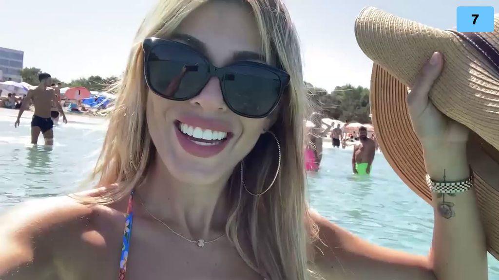 """Las vacaciones de Oriana y su madre en Formentera: """"Parezco una lumi de Dubái"""" (2/2)"""