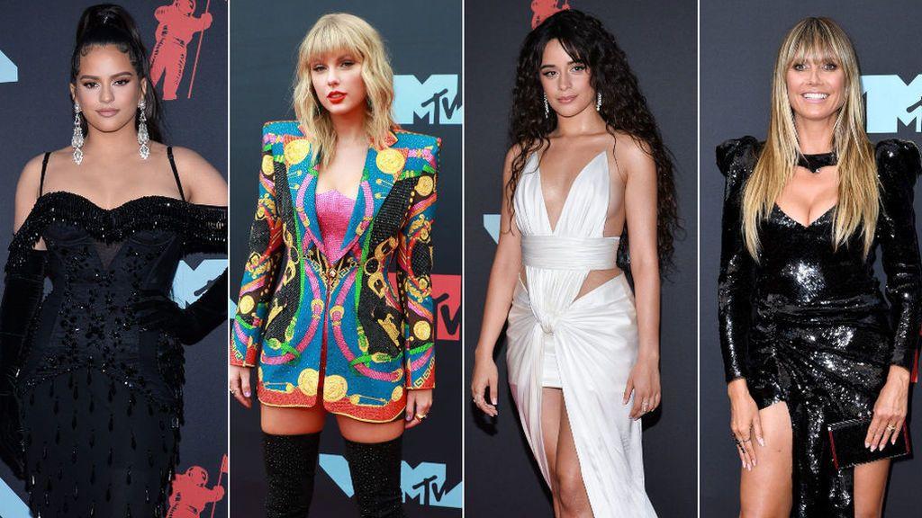 La alfombra roja de los VMAs 2019