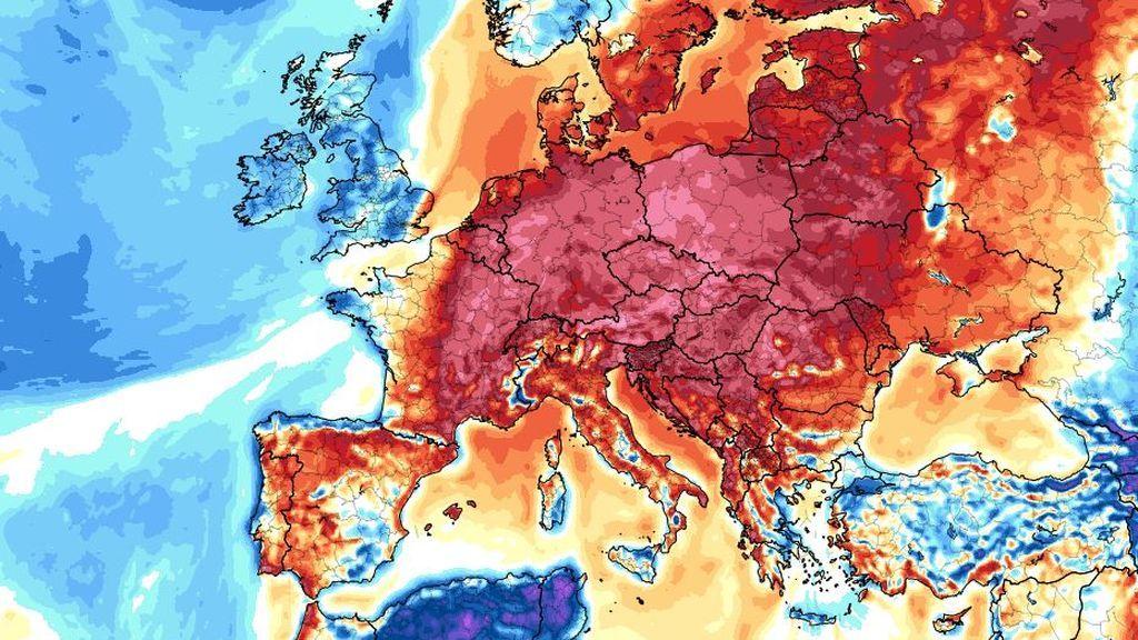 Ola de calor en Europa: analizamos cómo afectará a España