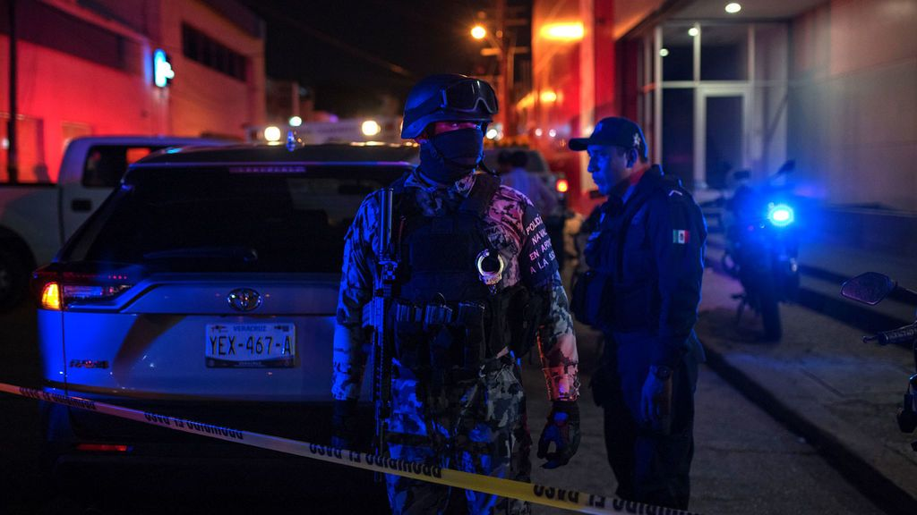 Una veintena de  muertos en un ataque con cócteles molotov contra un bar en México