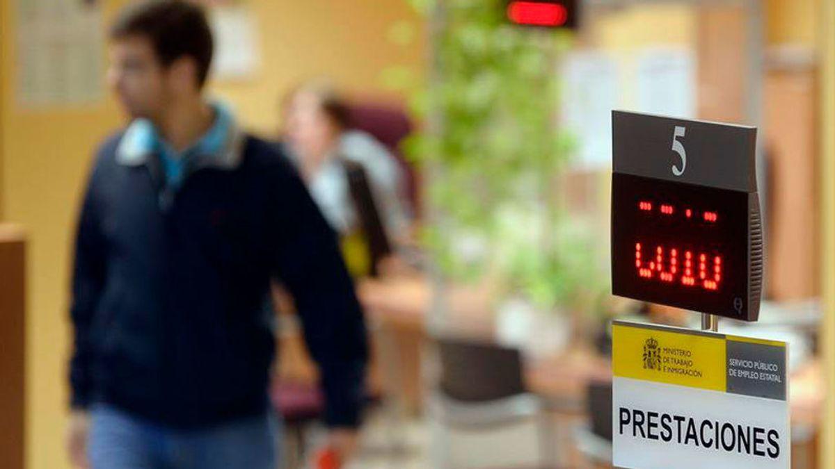 Uno de cada cuatro parados de larga duración en la UE reside en España