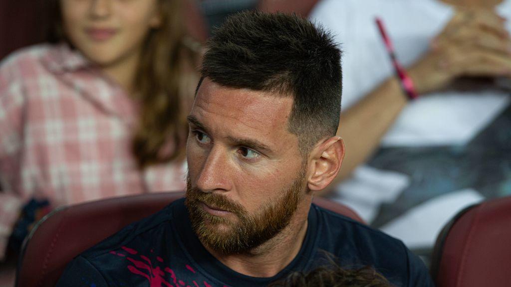 Messi no jugará ante el Osasuna por precaución y se espera su regreso tras el parón de Selecciones