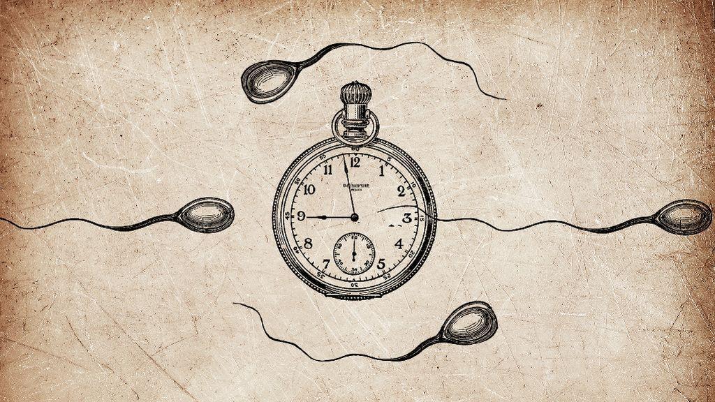 Hablemos del tiempo y el semen: la edad del padre importa