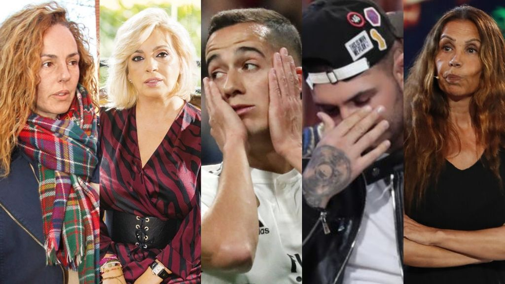 Alarma en los grupos de los famosos por la oleada de robos en las casas de los VIPs