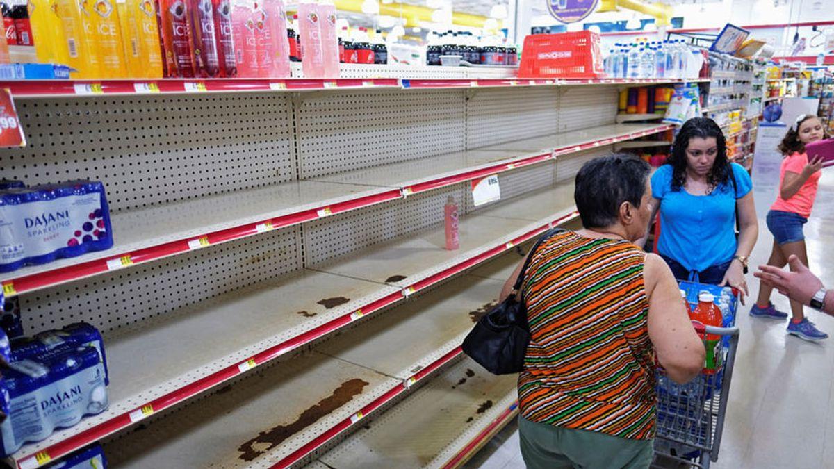 Puerto Rico y República Dominicana, en alerta por la llegada de la tormenta Dorian