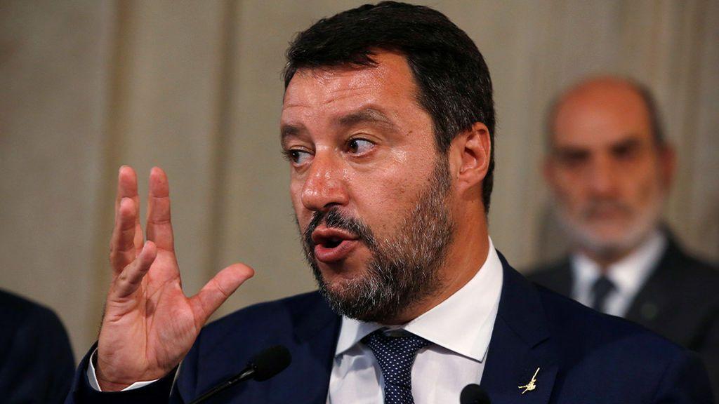 Salvini expulsado del nuevo gobierno de Italia