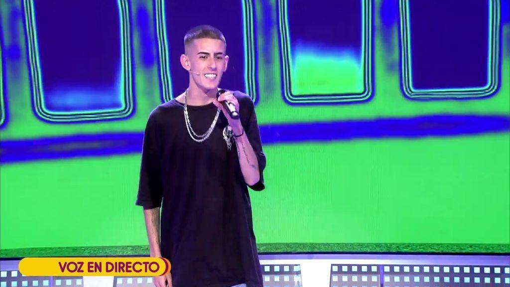 """'El Cejas' habla de su futuro en 'GH VIP' junto a Mila Ximénez y se despide cantando uno de sus éxitos: """"Como metan a todos de la edad de Mila no me enamoraré"""""""