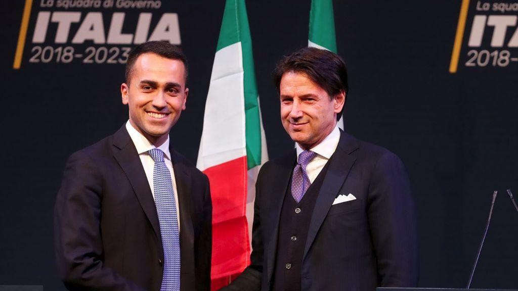 El Presidente de Italia ordena a Conte formar gobierno