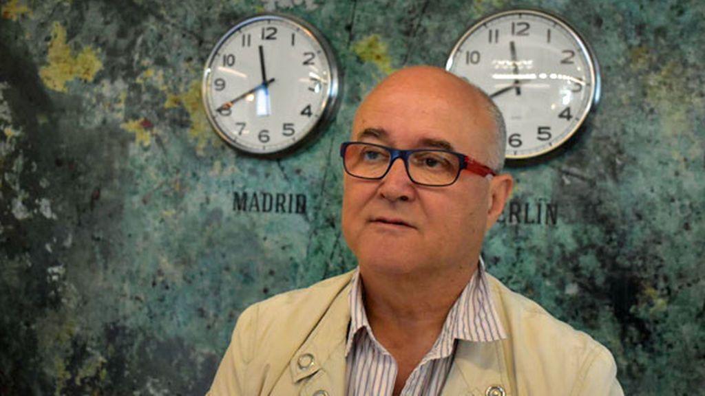 """Ricardo Sanz, cuatro estrellas Michelín: """"El que no respeta la madurez es, por decirlo claro, un gilipollas"""""""