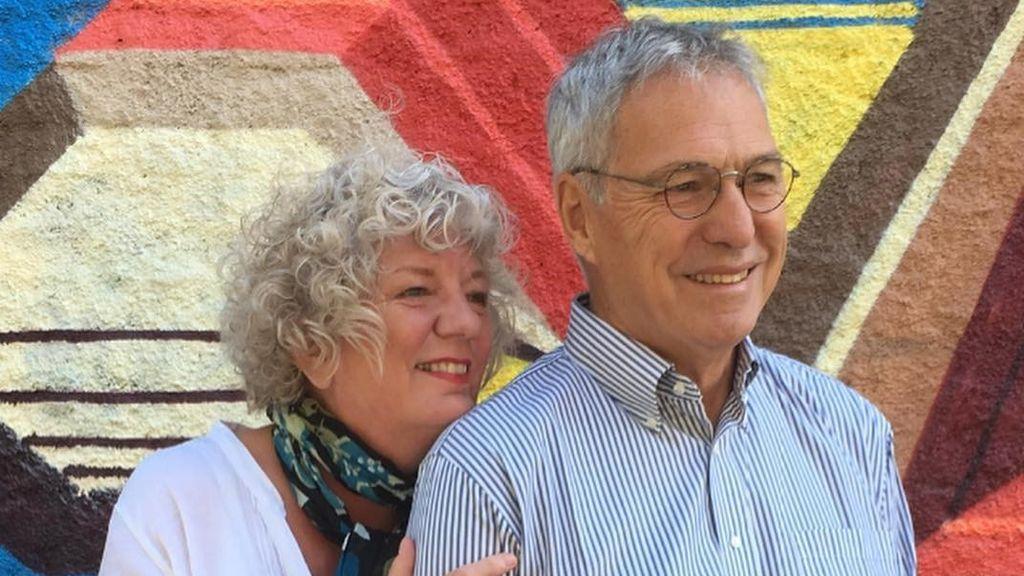 'Senior nomads', la pareja de jubilados que lo vendió todo para dar la vuelta al mundo
