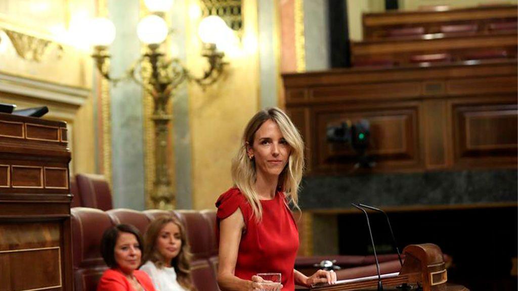 Cayetana Álvarez de Toledo no defrauda en su debut como portavoz del PP
