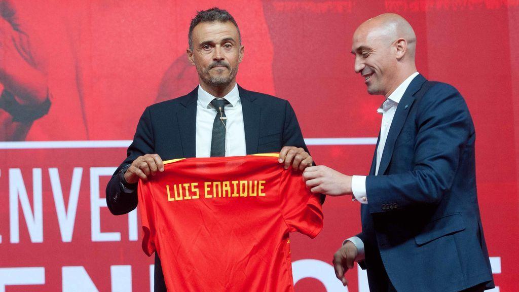 """El emotivo mensaje de la Selección Española tras conocer la muerte de la hija de Luis Enrique: """"Desde hoy tenemos otra estrella que nos ilumina"""""""