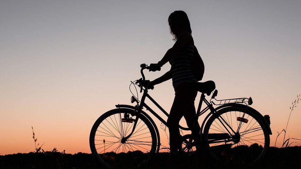 Descubre los beneficios de andar en bicicleta durante 20 minutos al día