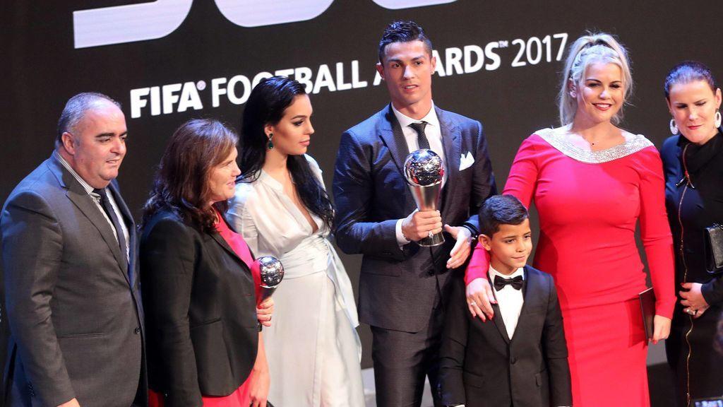 Cristiano Ronaldo cambia su testamento para incluir a Georgina en su patrimonio de 300 millones de euros