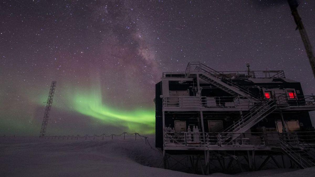 Inédito calentamiento súbito estratosférico en la Antártida: qué consecuencias tendrá en el tiempo
