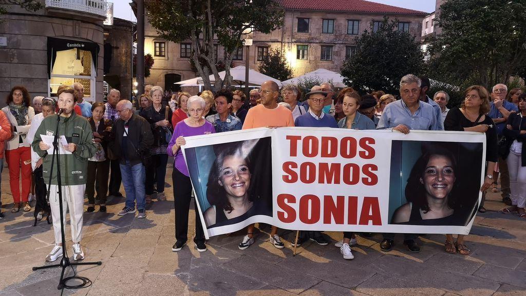 """La familia de Sonia Iglesias sigue reclamando """"justicia"""" en el noveno aniversario de su desaparición"""