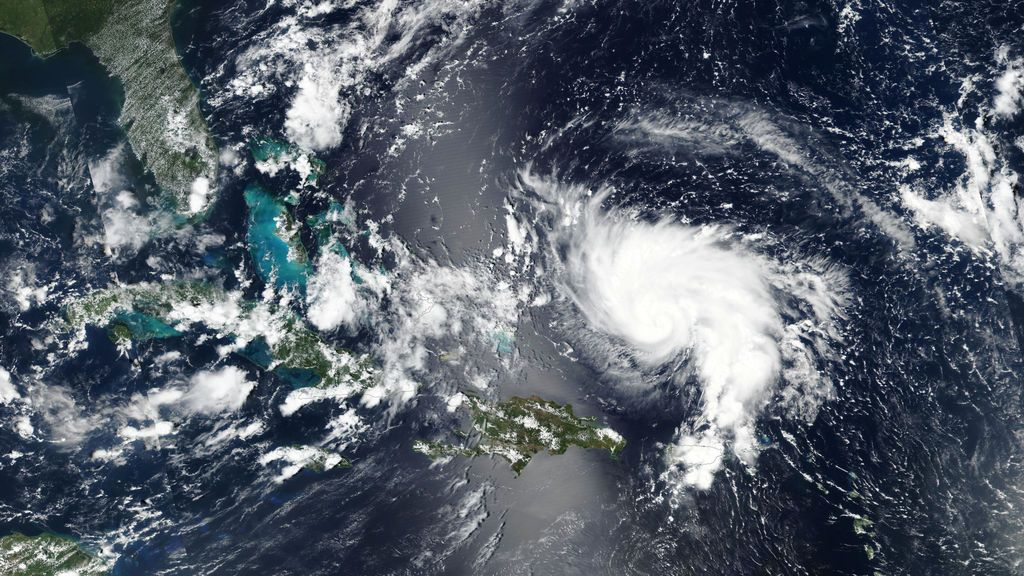 El huracán Dorian coincidirá en Florida con las mareas más altas: cómo va a influir en su intensidad