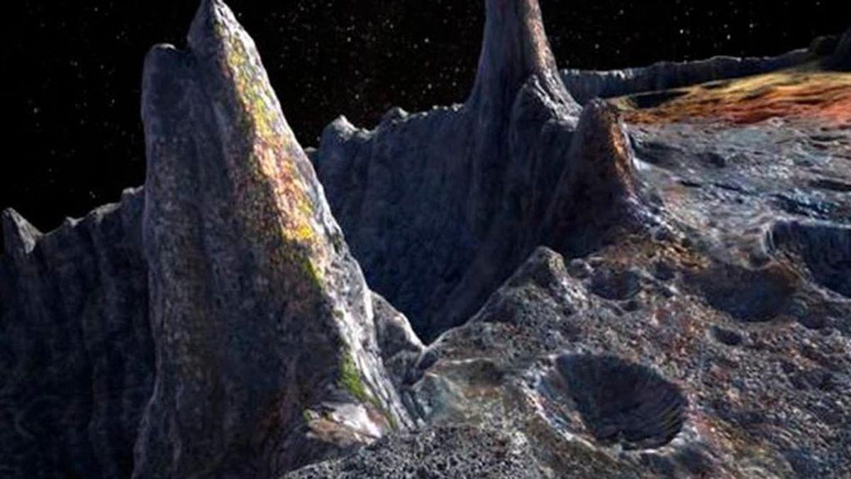 La investigación sobre el asteroide Psique 16 puede dar importantes datos sobre el origen del planeta Tierra