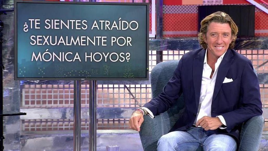Mónica Hoyos llamó insistentemente a Colate para quedar