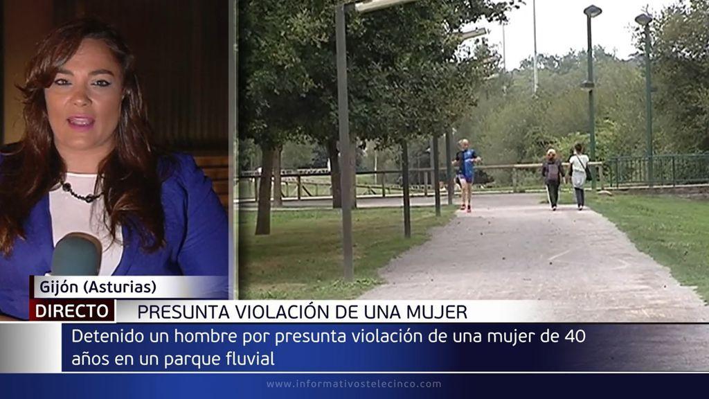Detienen a un hombre de 60 años por presuntamente agredir sexualmente a una mujer en Gijón