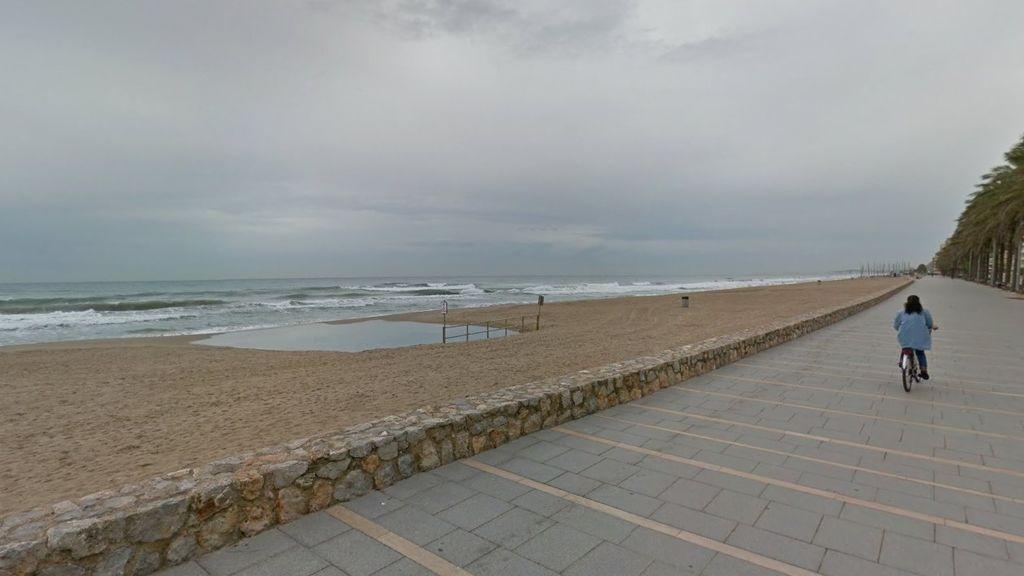 Muere ahogado un hombre de unos 70 años en la playa tarraconense de Calafell