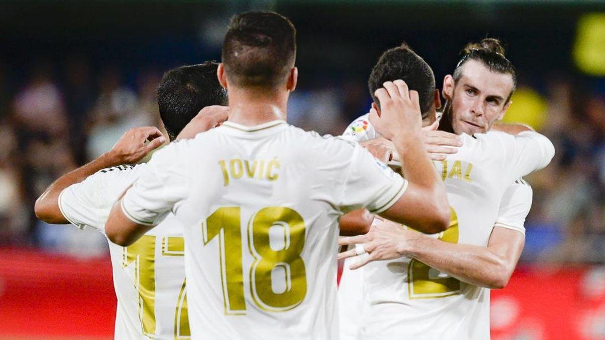 El extraño caso de Bale: De no contar para Zidane, a salvar al Real Madrid de la derrota