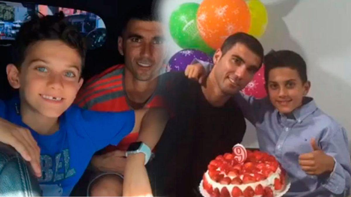 """El sentimental vídeo recuerdo del hijo de Reyes en el día de su cumpleaños: """"Felices momentos que nunca olvidaré"""""""