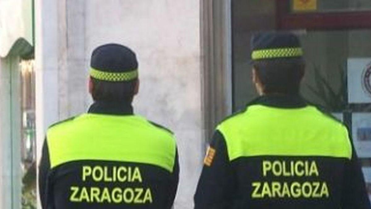 Detenida una madre por lanzarle a la cabeza un jarrón a su hijo menor de edad en Zaragoza