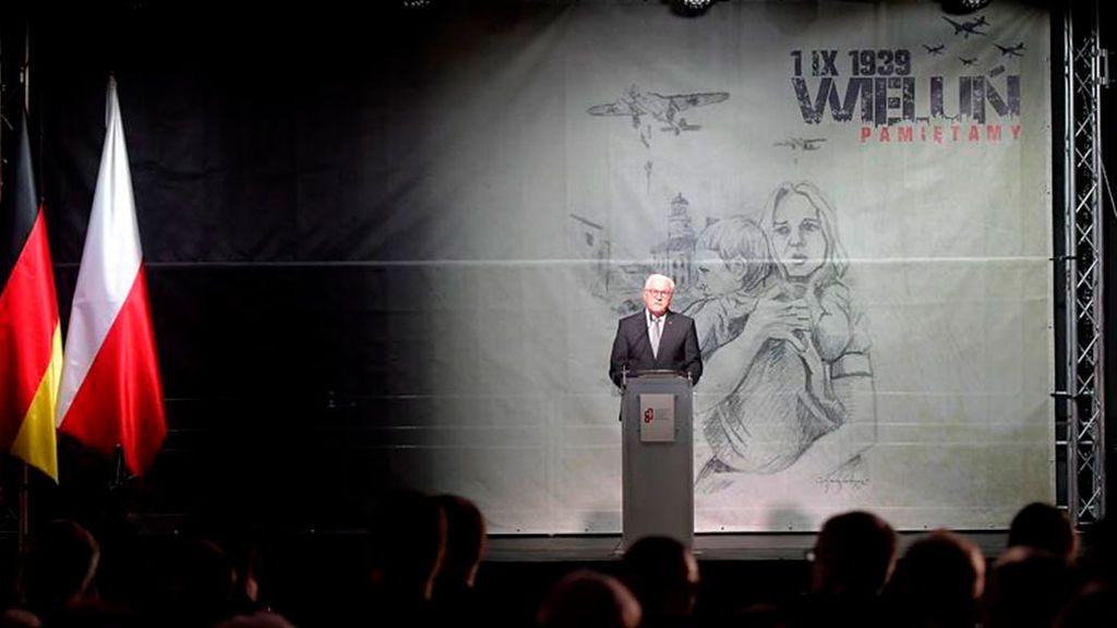 El presidente de Alemania se disculpa ante Polonia por las atrocidades cometidas en la Segunda Guerra Mundial