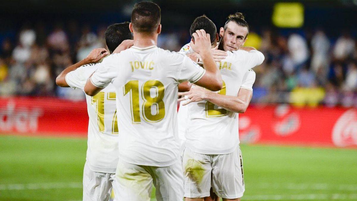 Bale frena al Villarreal: El galés anota dos goles y salva al Real Madrid de la derrota (2-2)