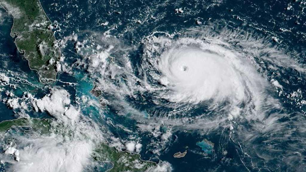 El huracán 'Dorian' se acerca con fuerza a Bahamas y el suroeste de Estados Unidos