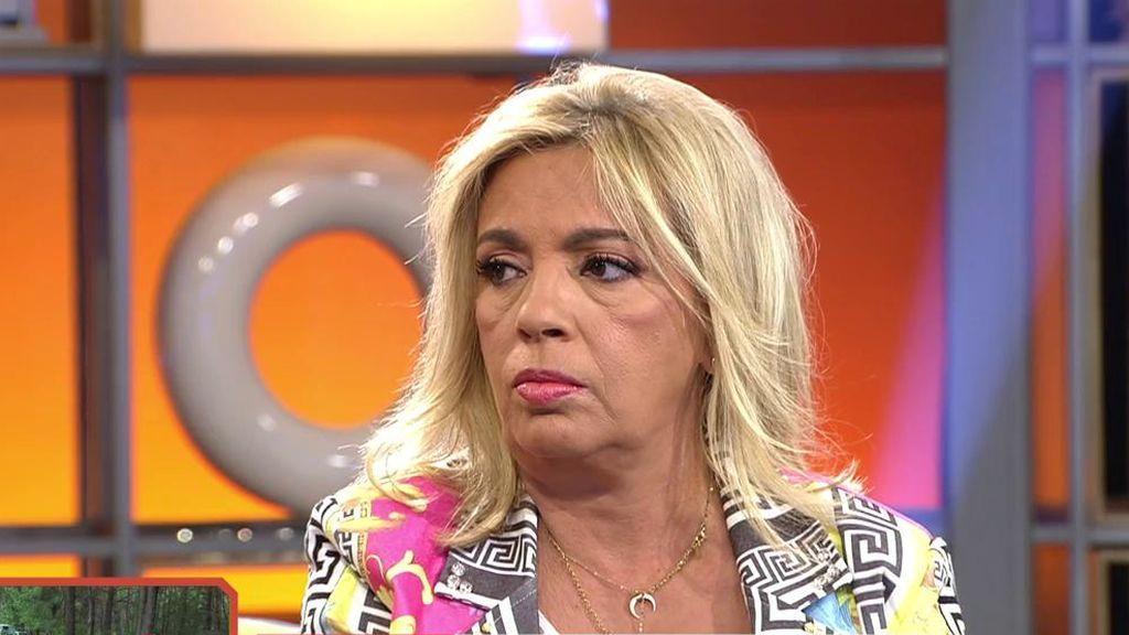 Las secuelas de Carmen Borrego tras el robo