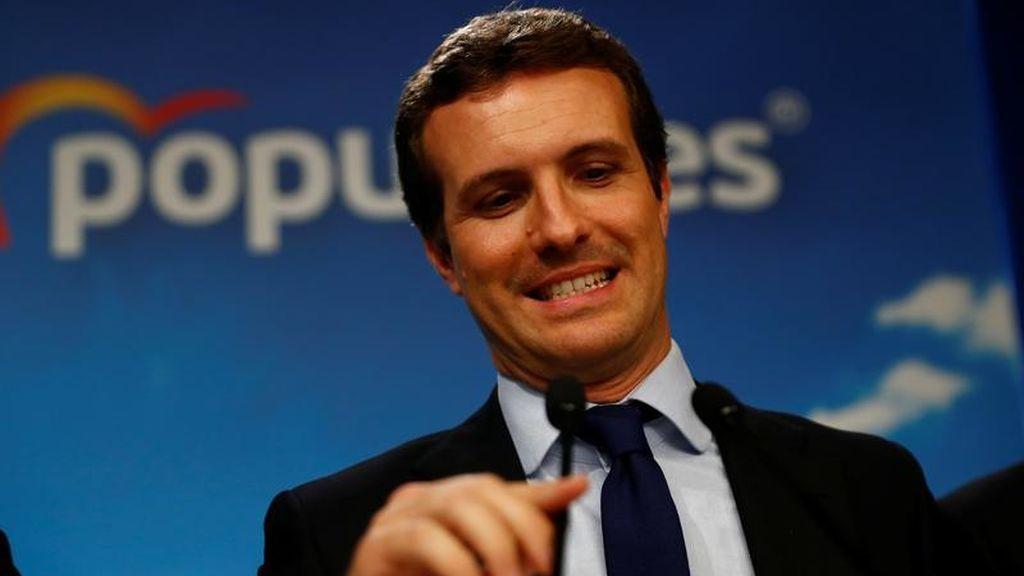"""Casado: """"El PP desbloqueará la situación si Sánchez nos quiere llevar a elecciones"""""""
