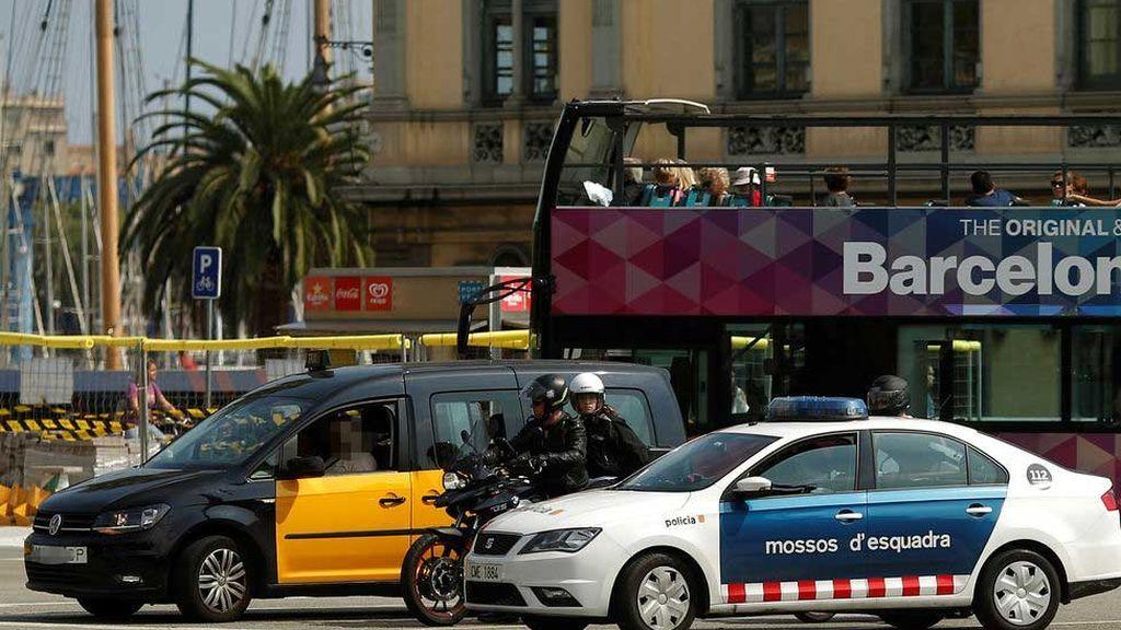 Un taxista apuñala a otro en el aeropuerto de Barcelona