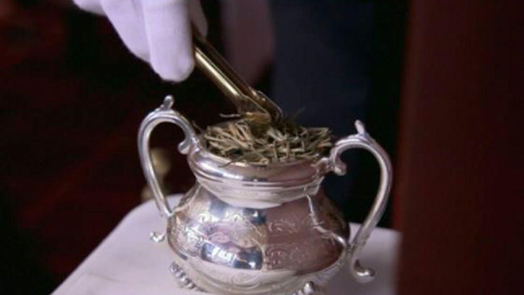 ¿Una taza de té por 550 euros? Sí, se llama 'Golden Tips'