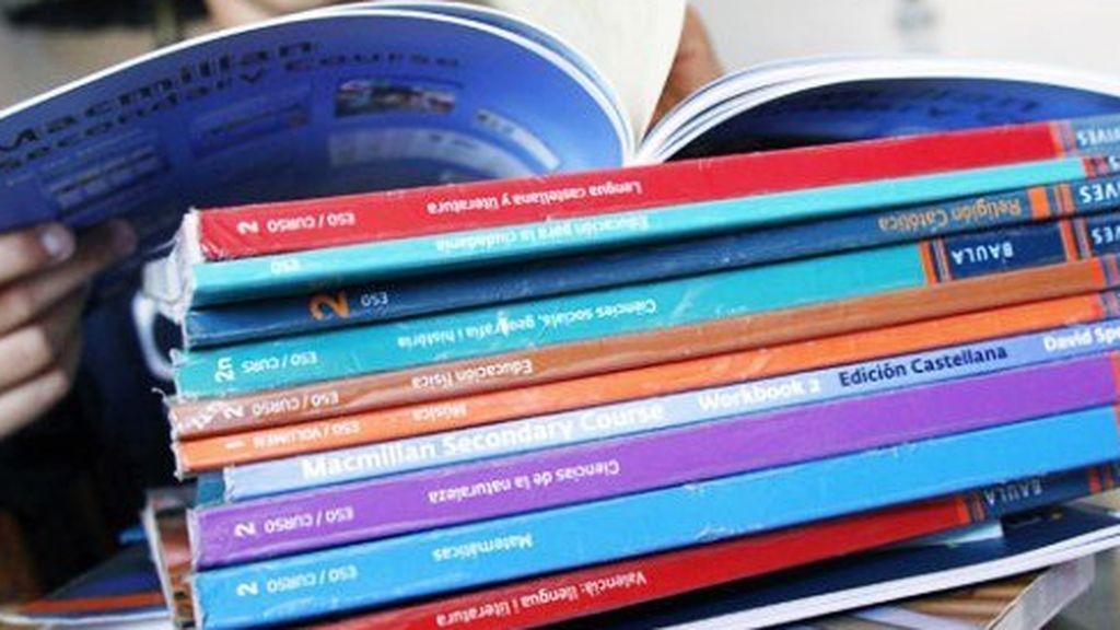 Los libros serán un 1,6% más caros en la vuelta al cole: cada familia gastará 198 euros de media