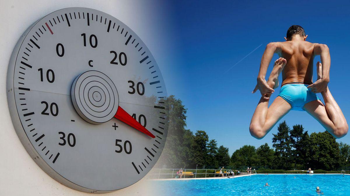 Repunte de calor: el martes hará más de 30ºC en zonas de Galicia y rozaremos los 40ºC en el suroeste