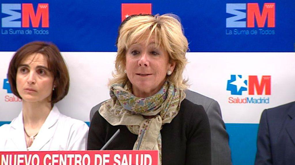 Una reunión en 2004 lleva a Aguirre ante el juez de la Púnica
