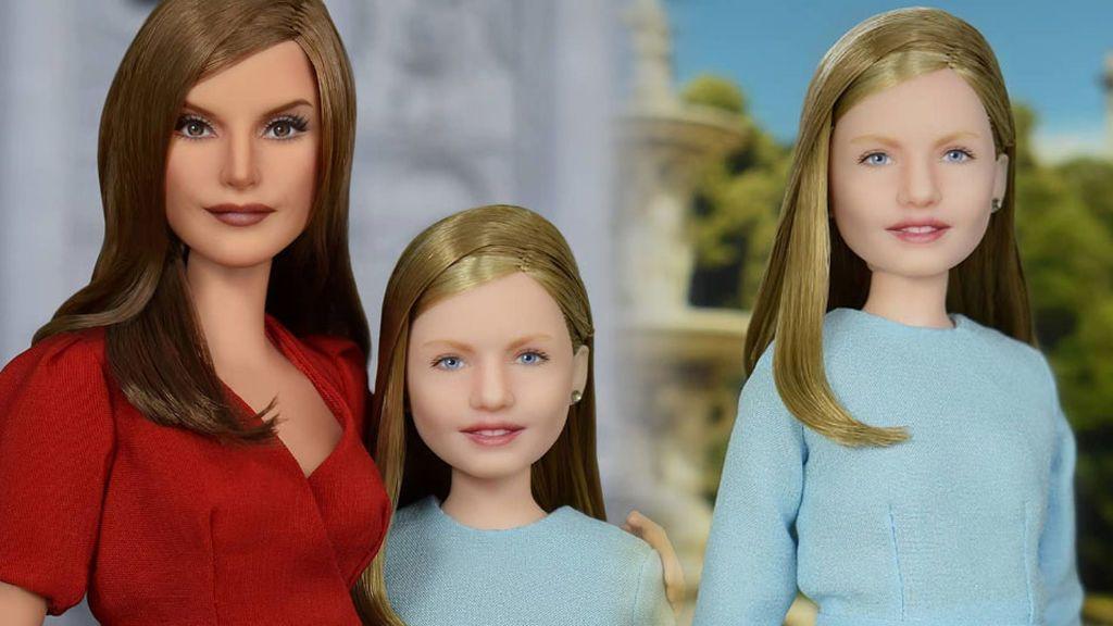 6 cosas sobre la falsa Barbie de la princesa Leonor que se ha hecho viral