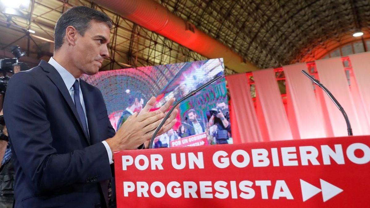 Lo que tiene de Podemos el plan programático de Sánchez y el PSOE