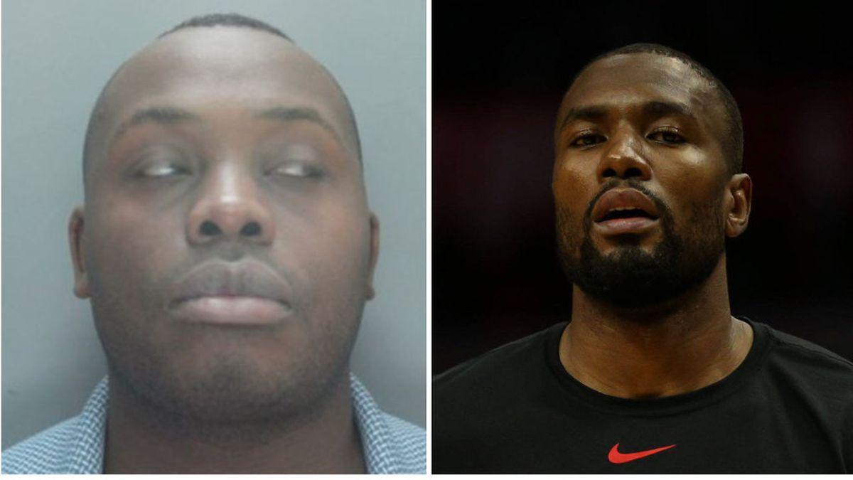 Condenan a tres años de cárcel a un futbolista congoleño por estafar a 20 mujeres haciéndose pasar por Serge Ibaka
