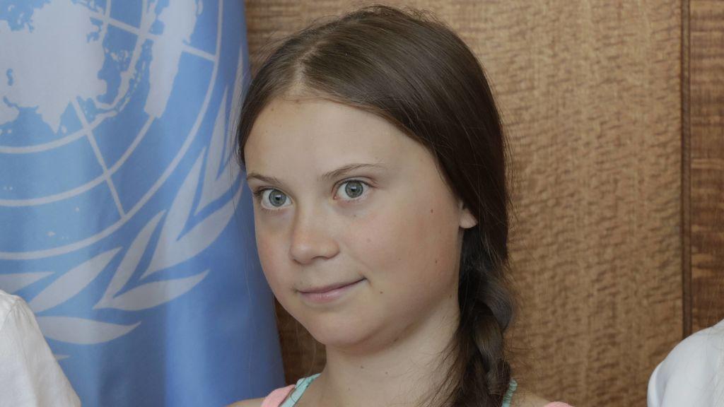 """Greta Thunberg responde a los que se ríen de ella por su asperger: """"Ser diferente es un superpoder"""""""