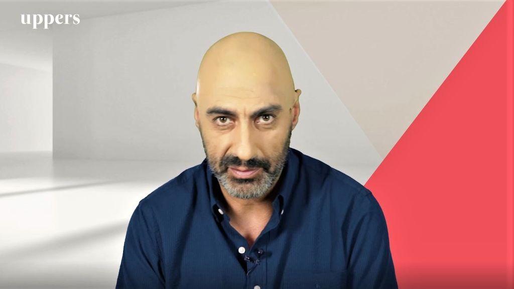 """Juan del Val y los injertos de pelo: """"la calvicie hay que llevarla con dignidad"""""""