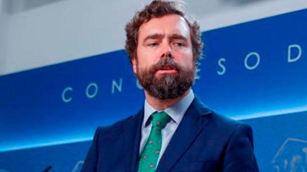 Iván Espinosa de los Monteros (VOX) hace pública su declaración de bienes en twitter