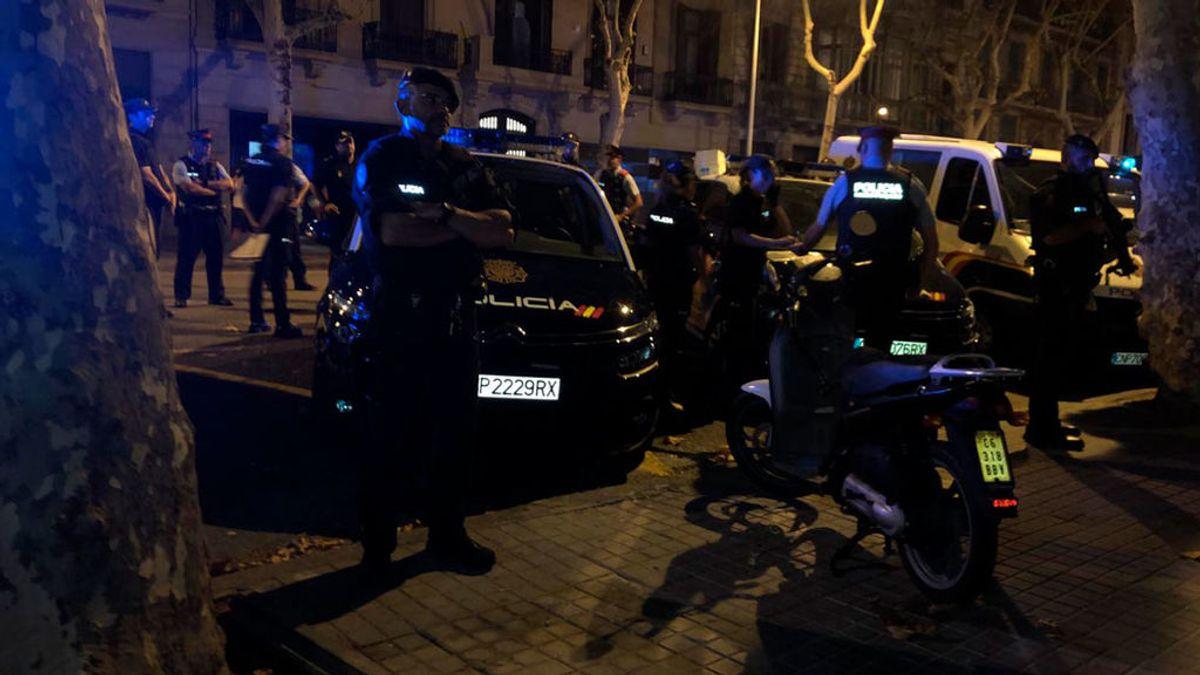 Operación policial contra bandas de ladrones reincidentes en Barcelona