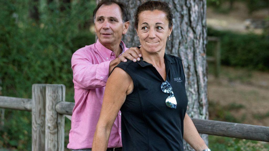 Buscan en las aguas a Blanca Fernández Ochoa, que pudo salir de casa con saco y víveres