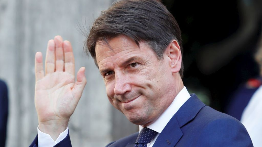 Giuseppe Conte ya tiene aprobado su nuevo gobierno en Italia